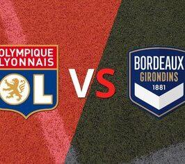 Ligue 1: Lyon-Burdeos