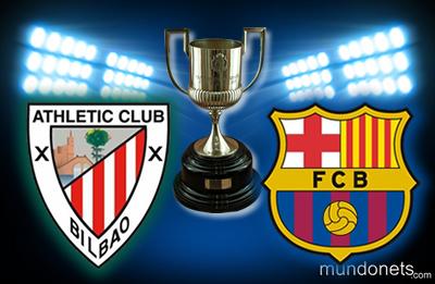 Apuesta Copa del Rey: Bilbao vs Barcelona