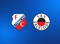 Eredivisie: Utretch vs Excelsior