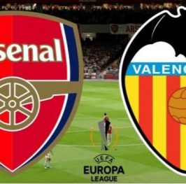 UEL: Arsenal vs Valencia