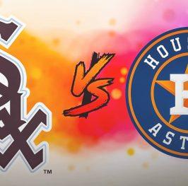 MLB: Chicago White Sox vs Houston Astros