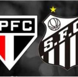 Brasil Serie A: Sao Paulo vs Santos