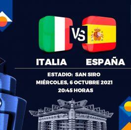 UEFA Nations League: Italia vs España
